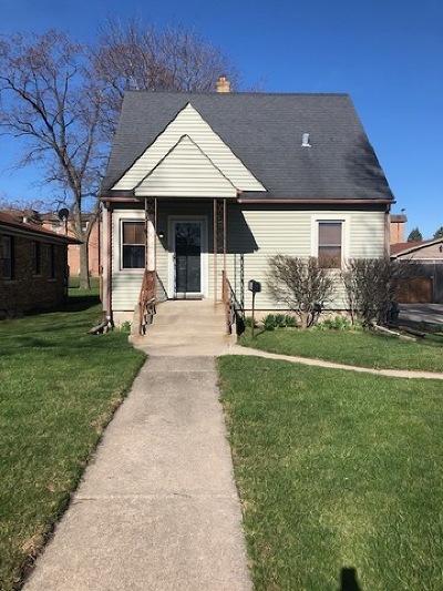 Elmhurst Single Family Home For Sale: 414 North Howard Avenue