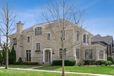 Winnetka Single Family Home New: 443 Chestnut Street