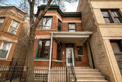 Multi Family Home For Sale: 3611 North Damen Avenue