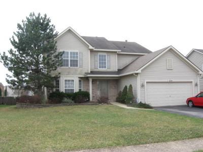 Bolingbrook Single Family Home For Sale: 264 Berkeley Drive
