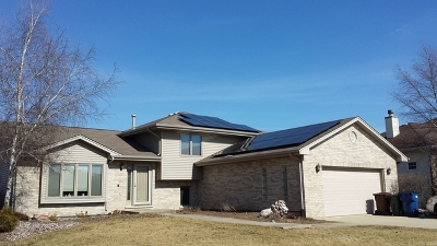 New Lenox Single Family Home New: 2949 Ferro Drive