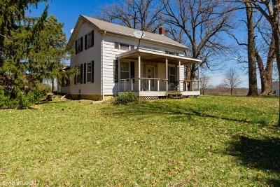 Kankakee Single Family Home For Sale: Lot11&12 Stone Oaks Drive