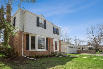 Arlington Heights Single Family Home For Sale: 1407 West Elm Street
