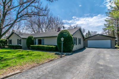 Plainfield Single Family Home Price Change: 23251 West Margaret Court