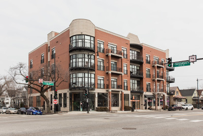 Condo/Townhouse For Sale: 2954 West Irving Park Road #2D