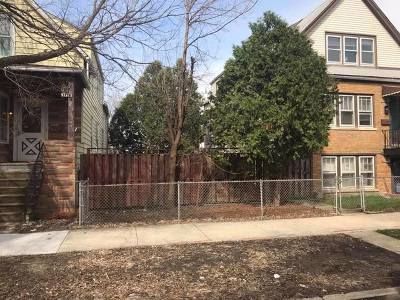 Residential Lots & Land For Sale: 3740 North Albany Avenue