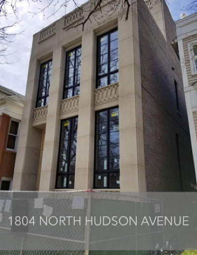 Single Family Home For Sale: 1804 North Hudson Avenue