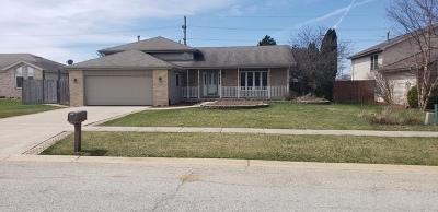 Crete Single Family Home For Sale: 1550 Williams Court