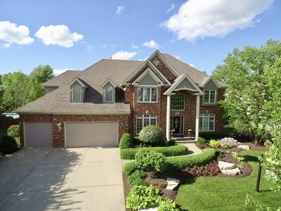 Naperville Single Family Home New: 3911 Littlestone Circle
