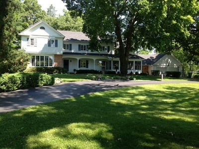 Crystal Lake Single Family Home For Sale: 2310 South Crystal Lake Road