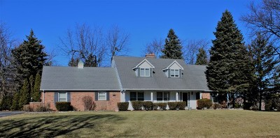 Oak Brook Single Family Home New: 2 Heather Lane
