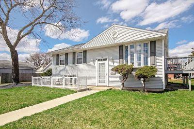 Romeoville Single Family Home Price Change: 50 Ambassador Avenue