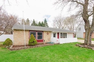 Elgin Single Family Home New: 343 North Waverly Court