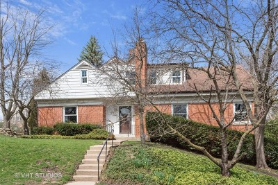 Wilmette Single Family Home For Sale: 328 Sheridan Road