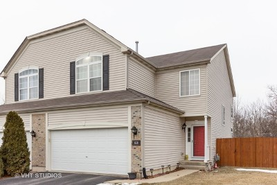 Lockport Condo/Townhouse New: 1618 Grove Court