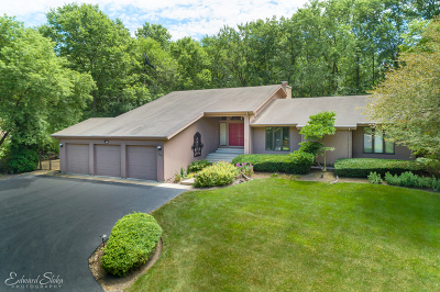 Spring Grove Single Family Home Price Change: 3401 Sherwood Forest Drive