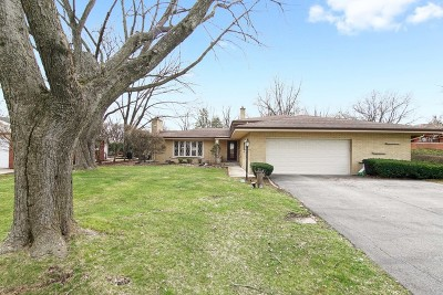 Palos Heights, Palos Hills Single Family Home For Sale: 6237 West 127th Place