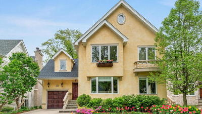 Hinsdale Single Family Home For Sale: 715 South Monroe Street