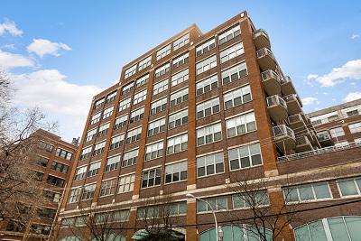 Chicago Condo/Townhouse New: 933 West Van Buren Street #422