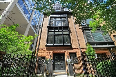 Single Family Home For Sale: 1308 North Astor Street