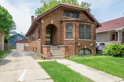 Wilmette Single Family Home For Sale: 217 16th Street