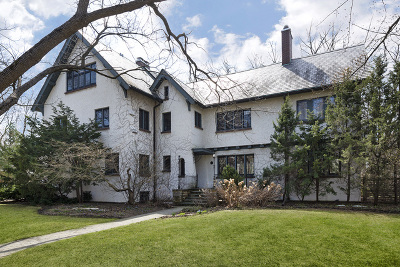 Evanston Single Family Home For Sale: 1416 Elinor Place
