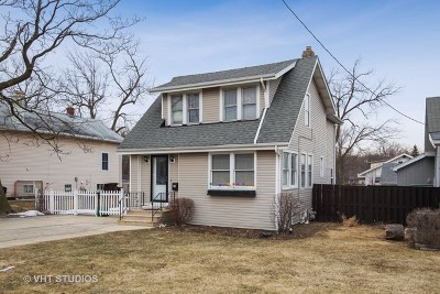 Lombard Single Family Home Re-Activated: 306 West St Charles Road