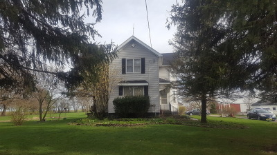 Manhattan Single Family Home For Sale: 13920 West Manhattan Monee Road