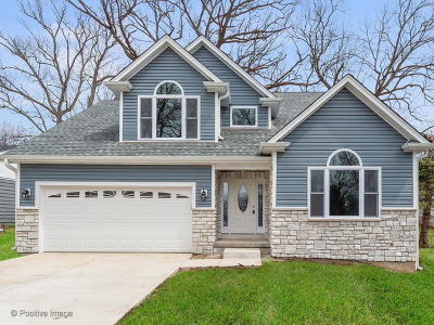 West Chicago  Single Family Home For Sale: 439 Bellview Avenue