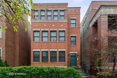 Condo/Townhouse For Sale: 2150 North Racine Avenue #2