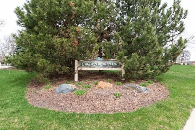 Orland Park Residential Lots & Land For Sale: 10901 Royal Oaks Lane