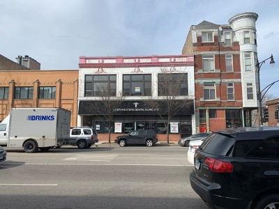 Commercial Lease For Lease: 2604 West North Avenue #2