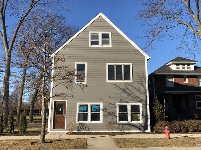 Wilmette Multi Family Home For Sale: 1428 Wilmette Avenue