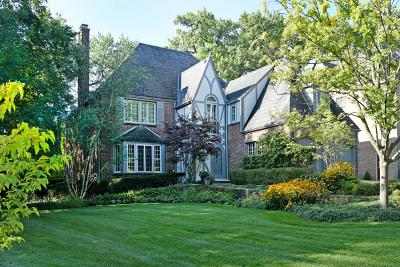 Winnetka Single Family Home For Sale: 576 Hill Terrace