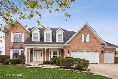 Aurora Single Family Home For Sale: 1468 Radcliff Lane