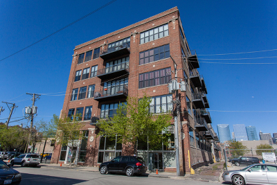 Condo/Townhouse Contingent: 215 North Aberdeen Street #405A