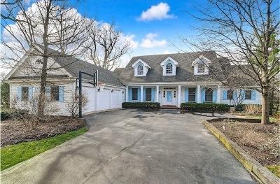 Burr Ridge Single Family Home New: 8285 Steepleside Drive