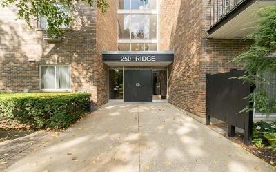 Evanston IL Condo/Townhouse For Sale: $137,500