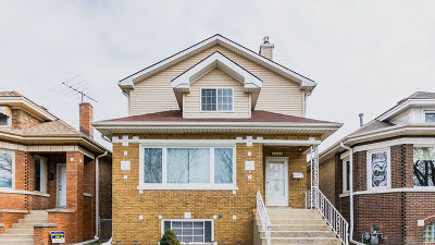 Elmwood Park Single Family Home For Sale: 2935 North 77th Avenue