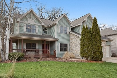 Crystal Lake Single Family Home For Sale: 743 Wedgewood Drive