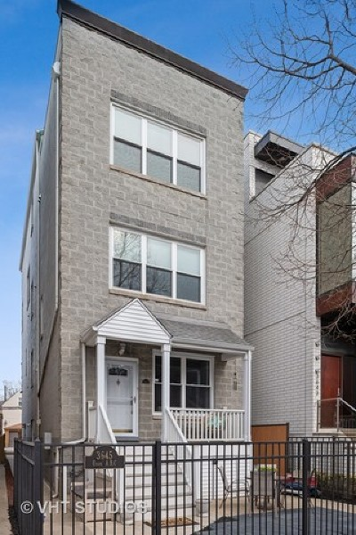 Condo/Townhouse Contingent: 3645 North Wayne Avenue #A