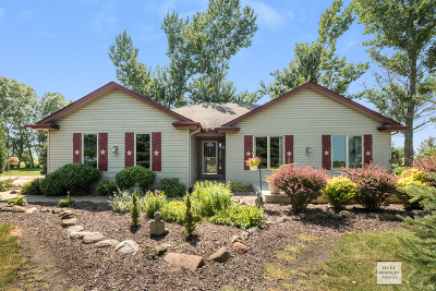 Morris Single Family Home For Sale: 5545 Nettle Creek Road