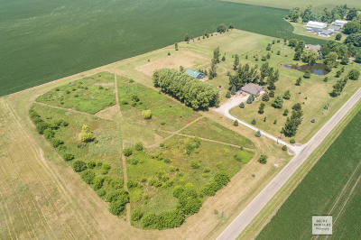 Morris Residential Lots & Land For Sale: 5 Acres Nettle Creek Road