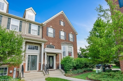 Gilberts Condo/Townhouse For Sale: 443 Town Center Boulevard