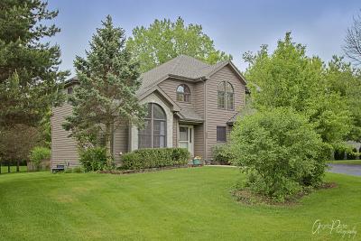 Fox Lake Single Family Home For Sale: 1187 Mallard Court
