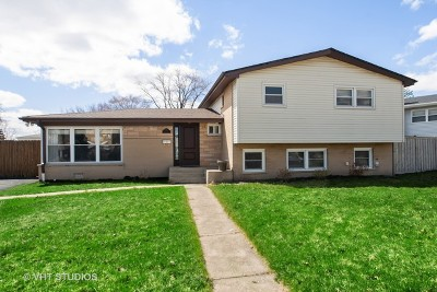 Morton Grove Single Family Home For Sale: 7617 Palma Lane