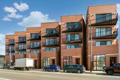 Condo/Townhouse For Sale: 3505 North Elston Avenue #2