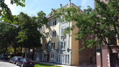 Condo/Townhouse New: 1636 West Melrose Street #205