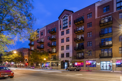 Chicago Condo/Townhouse New: 1155 West Madison Street #606