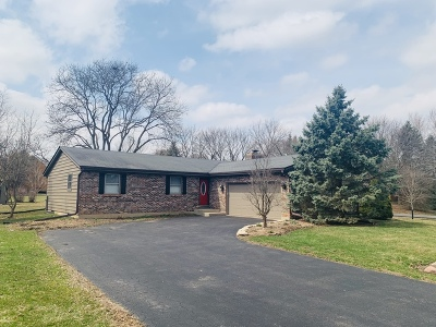 Algonquin Single Family Home For Sale: 300 Rustic Lane